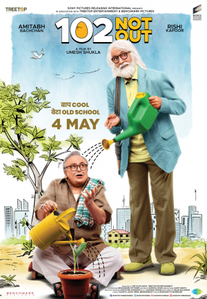 102 Not Out (2018) Movie
