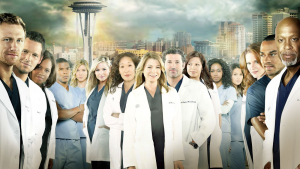 Grey's Anatomy 2018
