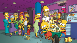 The Simpsons 2018