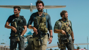 13 Hours: The Secret Soldiers of Benghazi 2016 movie