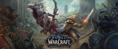World Of Warcraft Battle For Azeroth Sylvanas VS Anduin