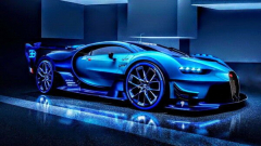 Bugatti Chiron - Speed Beast Super Car Racing Car concept