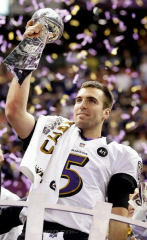 Joe Flacco - Baltimore Ravens NFL Player