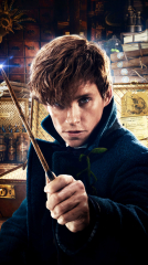 Fantastic Beasts and Where to Find Them 2016 movie