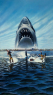 Jaws 3-D 1983 movie
