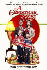 A Christmas Story Live!  Movie