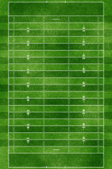 Football Field Gridiron Sports