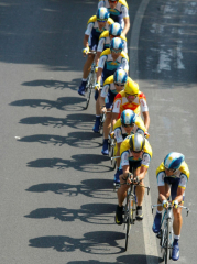 Fourth Stage of Tour de France, Montpellier, July 7, 2009