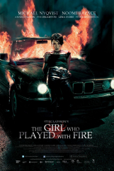 The Girl Who Played with Fire (2009) Movie