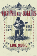 House of Blues - Good Eats, Good Beer, LIVE MUSIC