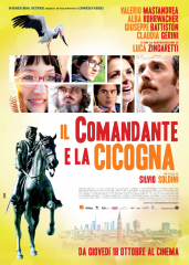 The Commander and the Stork (2012) Movie
