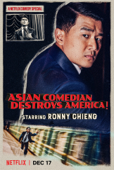 Ronny Chieng: Asian Comedian Destroys America TV Series