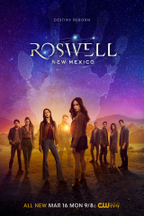 Roswell, New Mexico TV Series