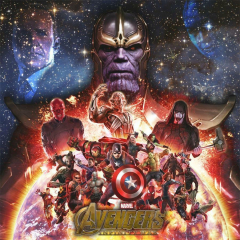 2018 Avengers Infinity War The Avengers 3 Part 1 Movie