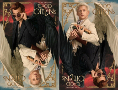 Good Omens Neil Gaiman Terry Pratchett TV Series
