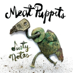 Dusty Notes Meat Puppets Rap Music Album Cover