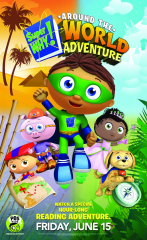 Super Why!  TV Series
