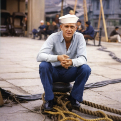 The Sans Pebbles 1966 Directed by Robert Wise Steve Mcqueen
