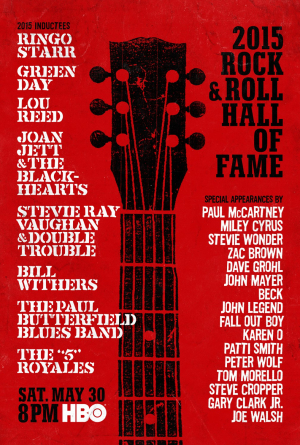 2015 Rock & Roll Hall of Fame  Movie